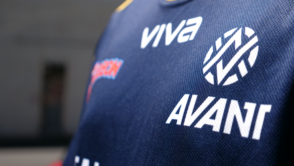 Avant Gaming proudly announce VIVA Teamwear as official apparel partner