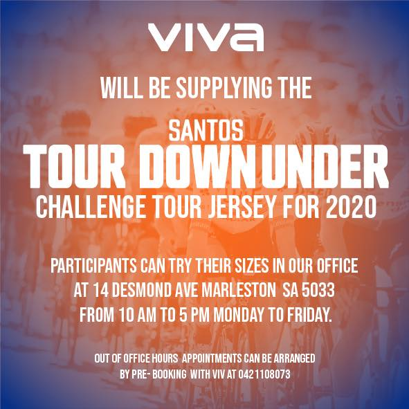 Santos Tour Down Under Supplier 2020